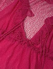 Hofmann Copenhagen - Greta - kveldskjoler - begonia pink - 2