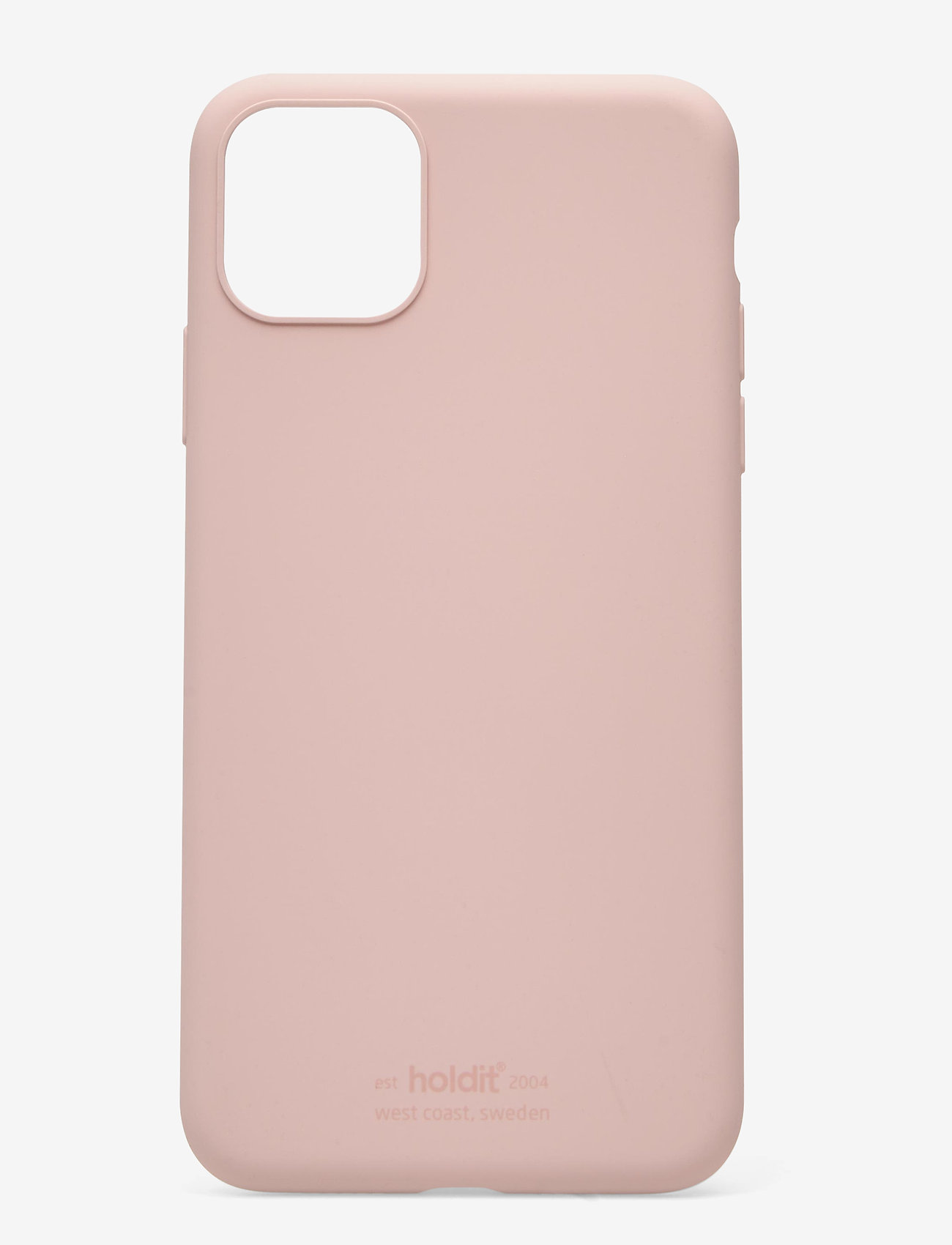 Holdit - Silicone Case iPh 11 Pro Max - puhelimen kuoret - blush pink - 1