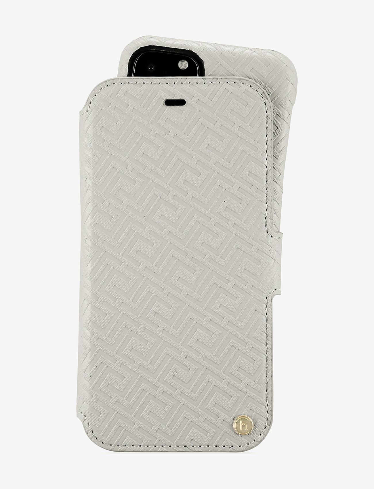 Holdit - Wallet Case Mag iPh 11 Pro Max - puhelimen kuoret - stockholm celia taupe - 1