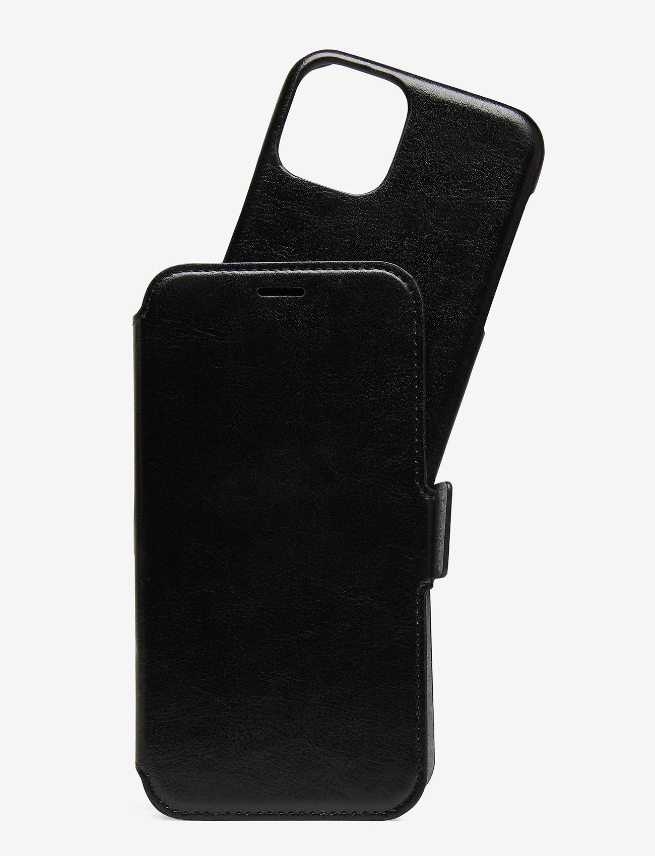 Holdit - Wallet Case Mag iPhone 11 Pro - puhelimen kuoret - berlin black - 1
