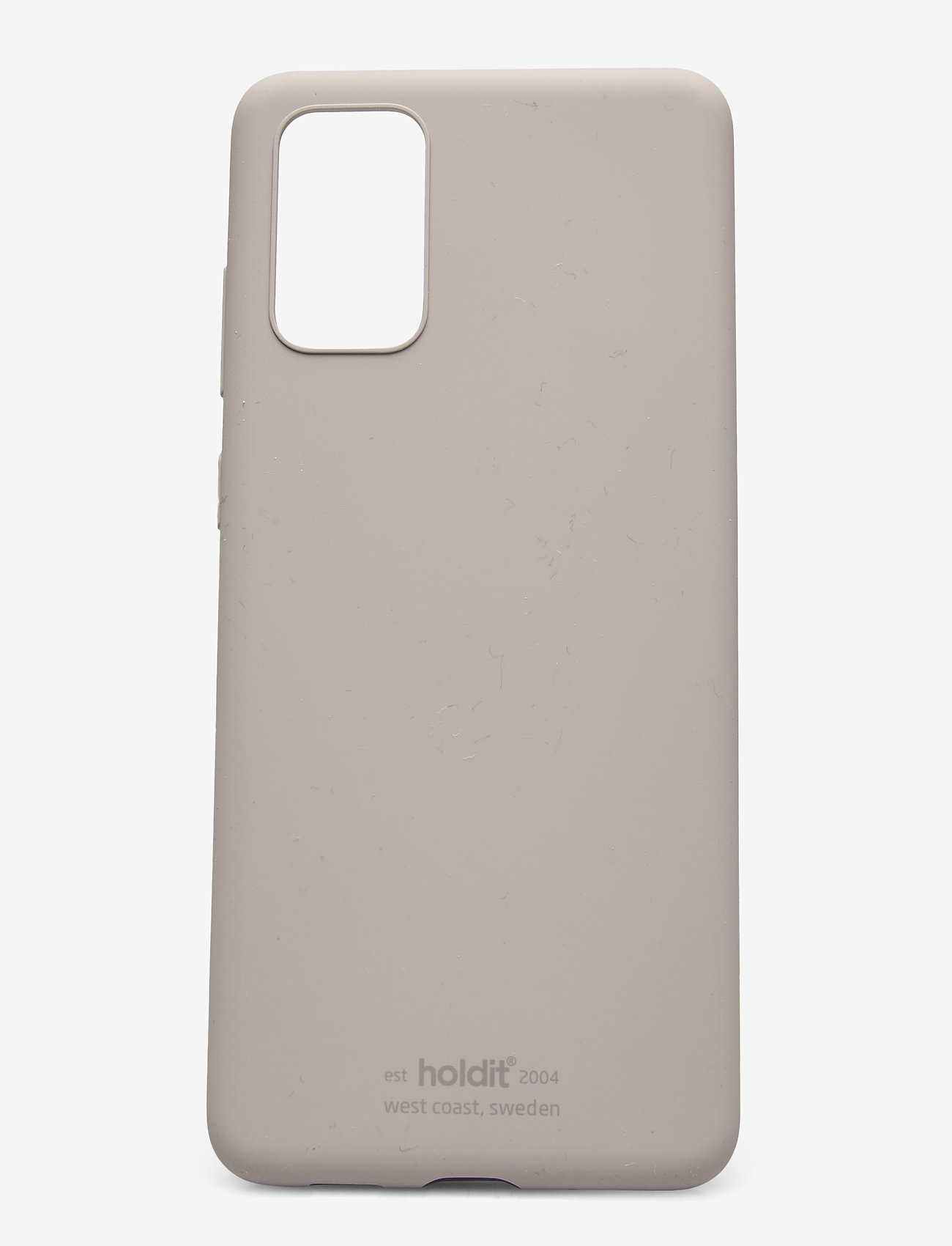 Holdit - Silicone Case Galaxy S20+ - puhelimen kuoret - taupe - 1