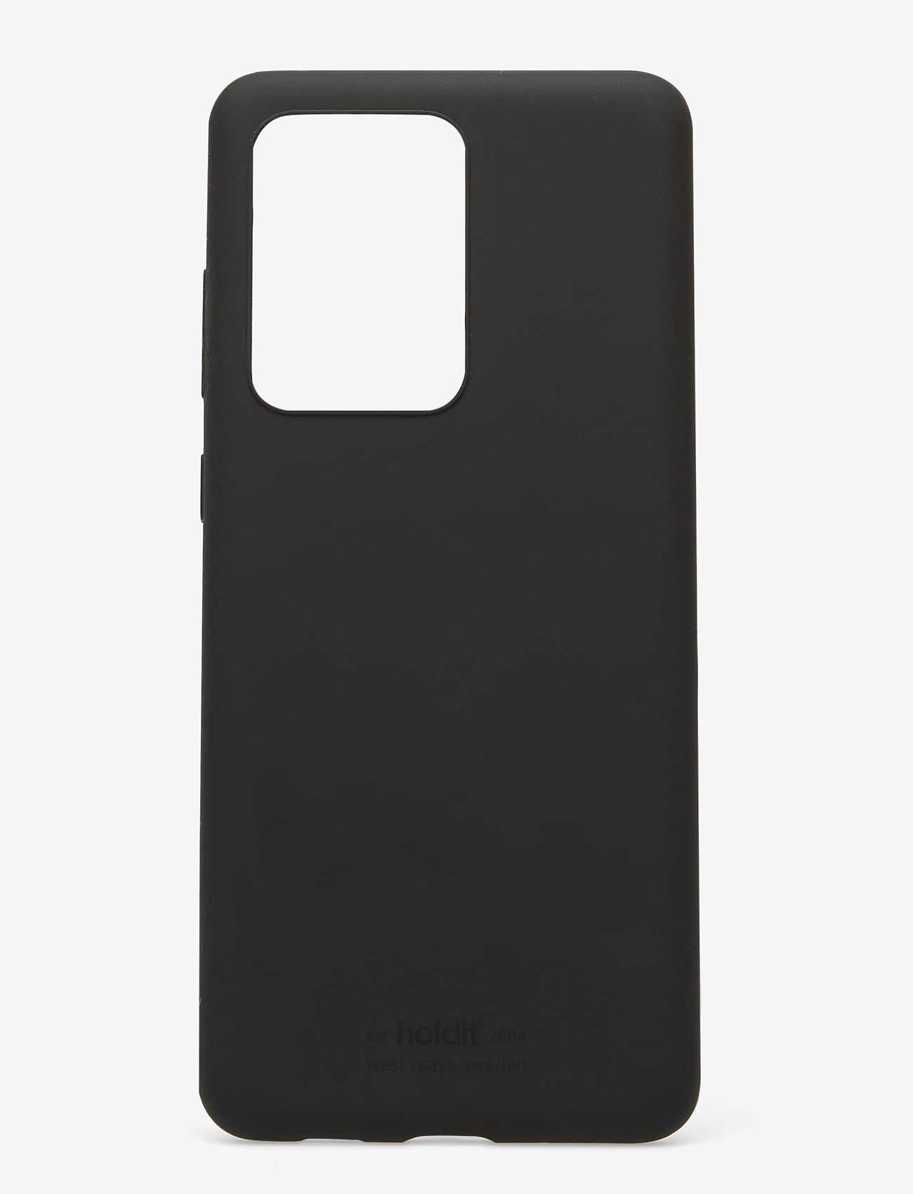 Holdit - Silicone Case Galaxy S20 Ultra - puhelimen kuoret - black - 1