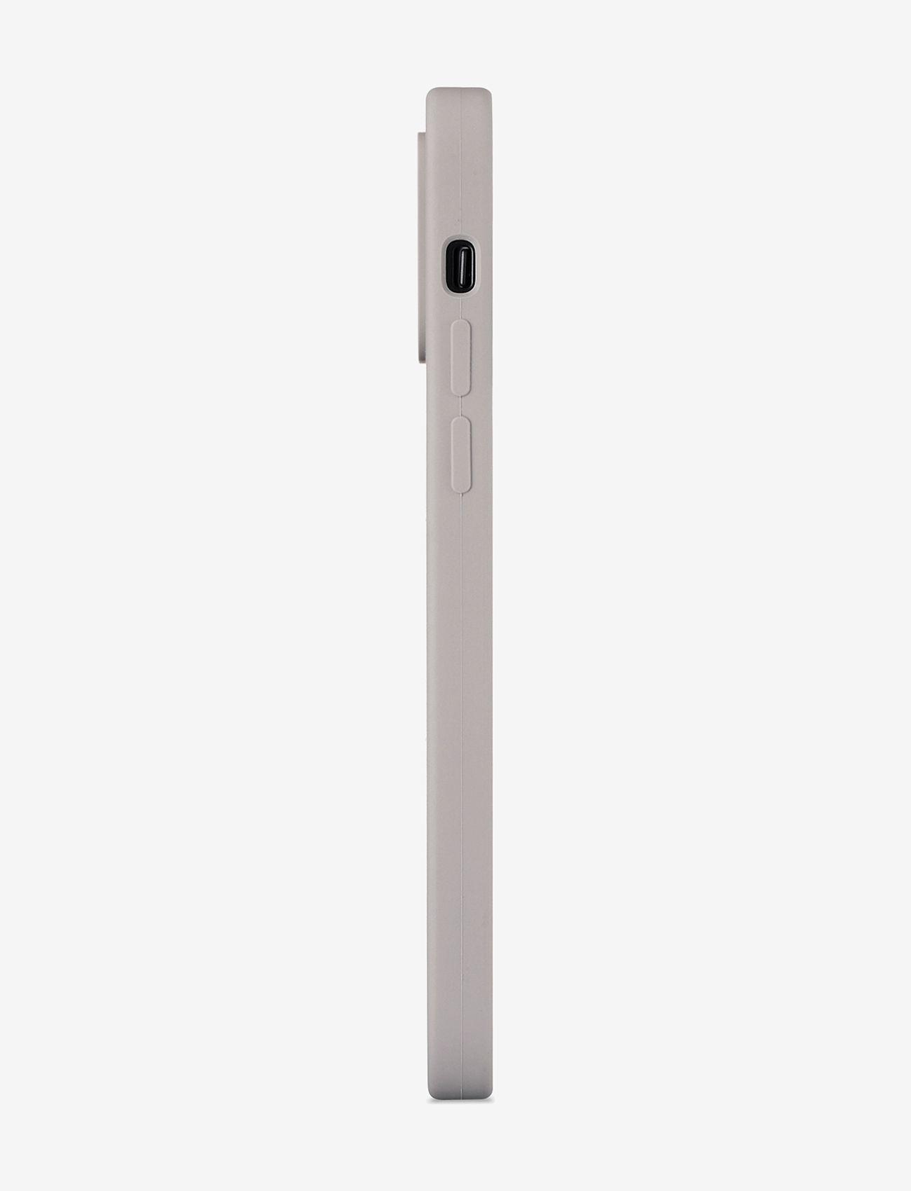 Holdit - Silicone Case iPhone 12/12Pro - puhelimen kuoret - taupe - 1