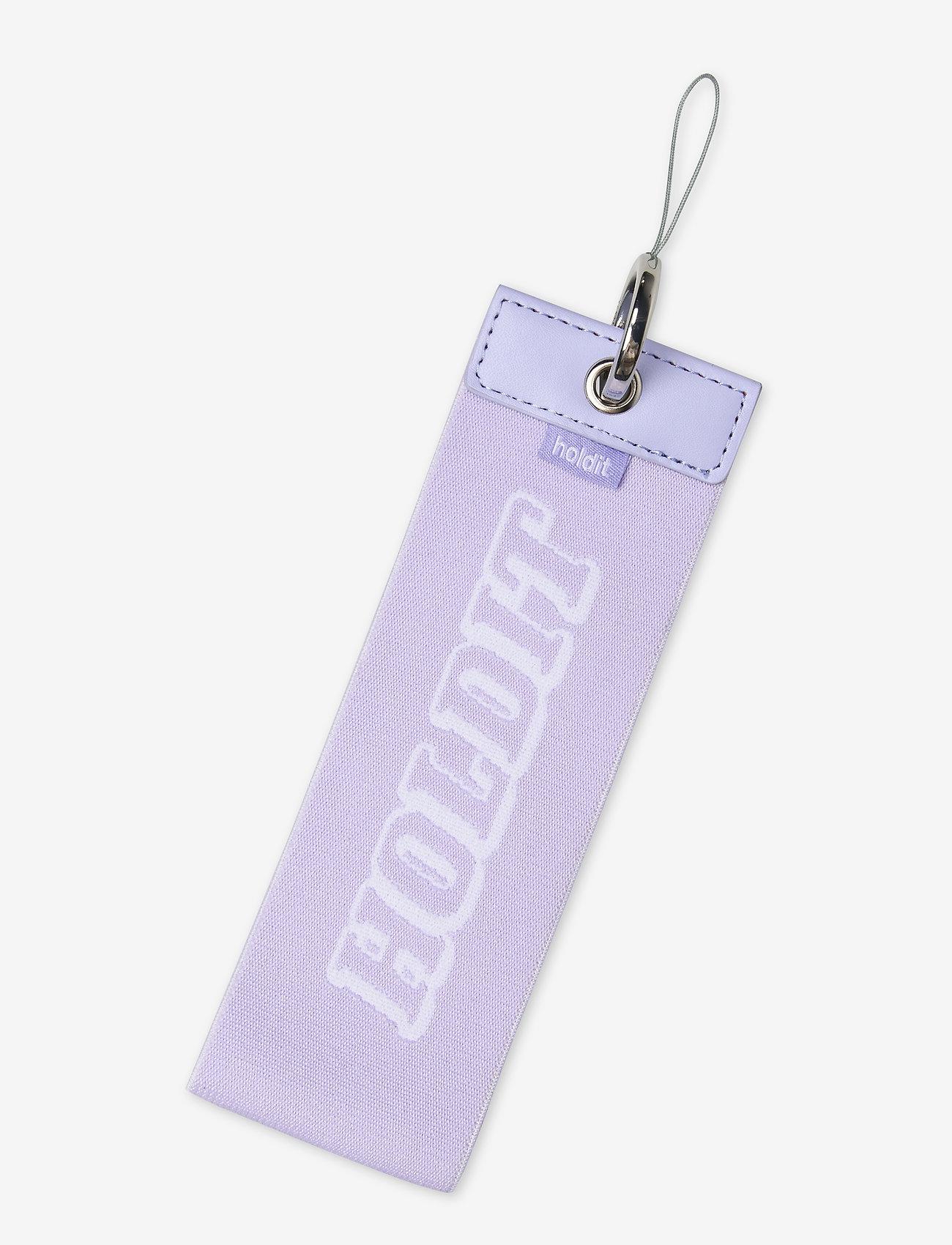 Holdit - Elastic Wrist Strap - laukun hihnat - lavender - 1