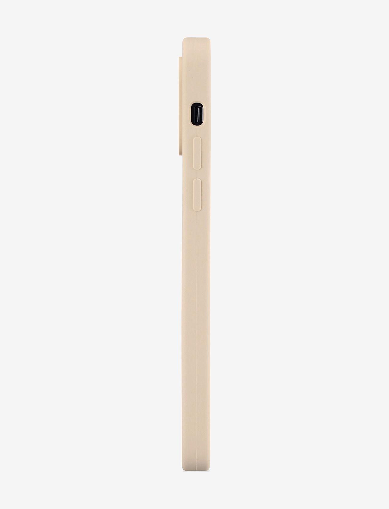 Holdit - Silicone Case iPhone 12/12Pro - puhelimen kuoret - beige - 1