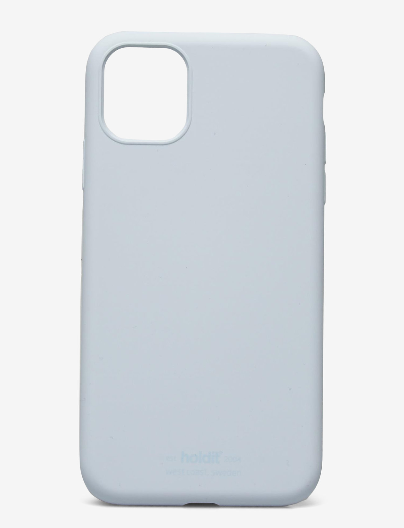 Holdit - Silicone Case iPhone 11 - puhelimen kuoret - mineral blue - 1
