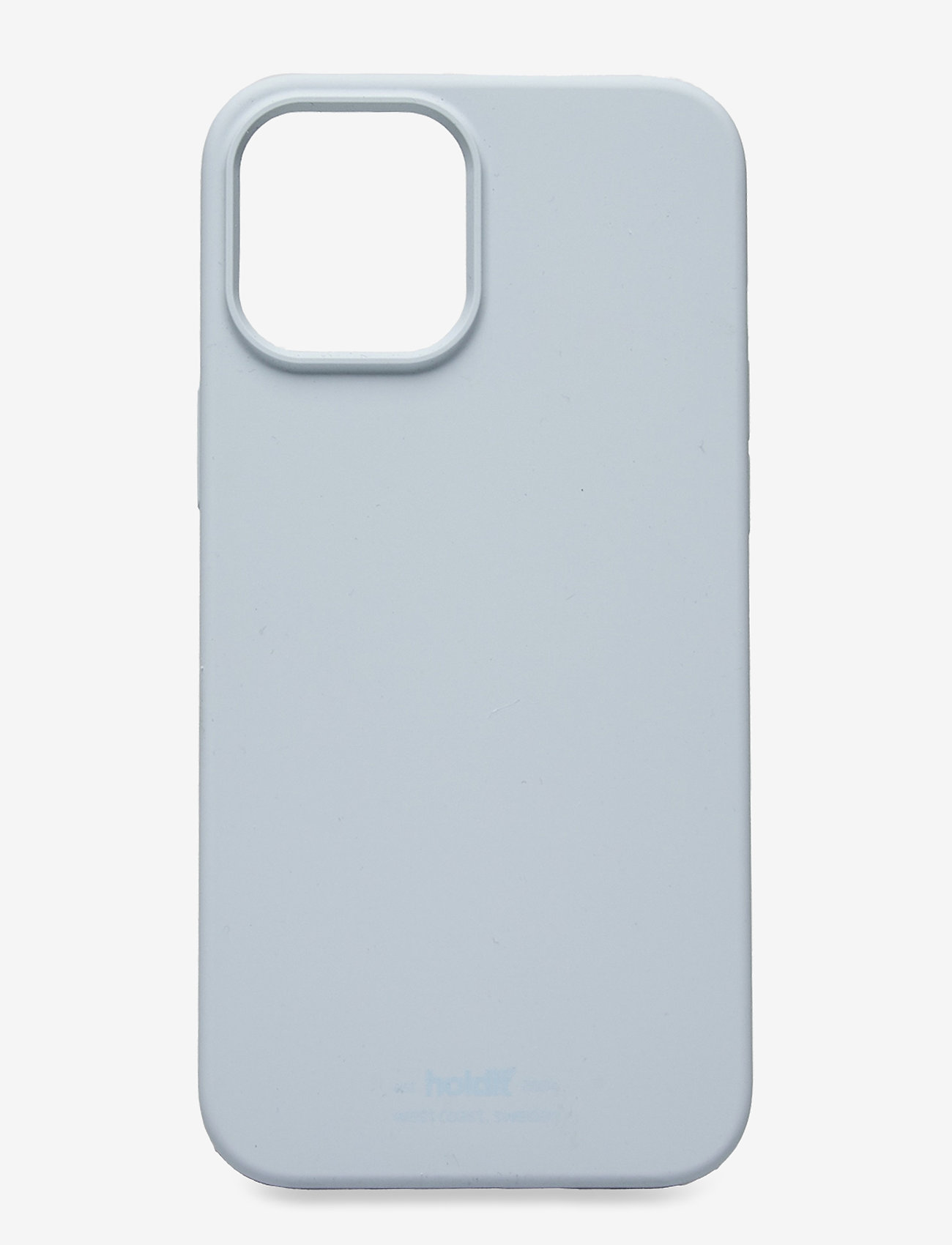 Holdit - Silicone Case iPhone 12Pro Max - puhelimen kuoret - mineral blue - 1