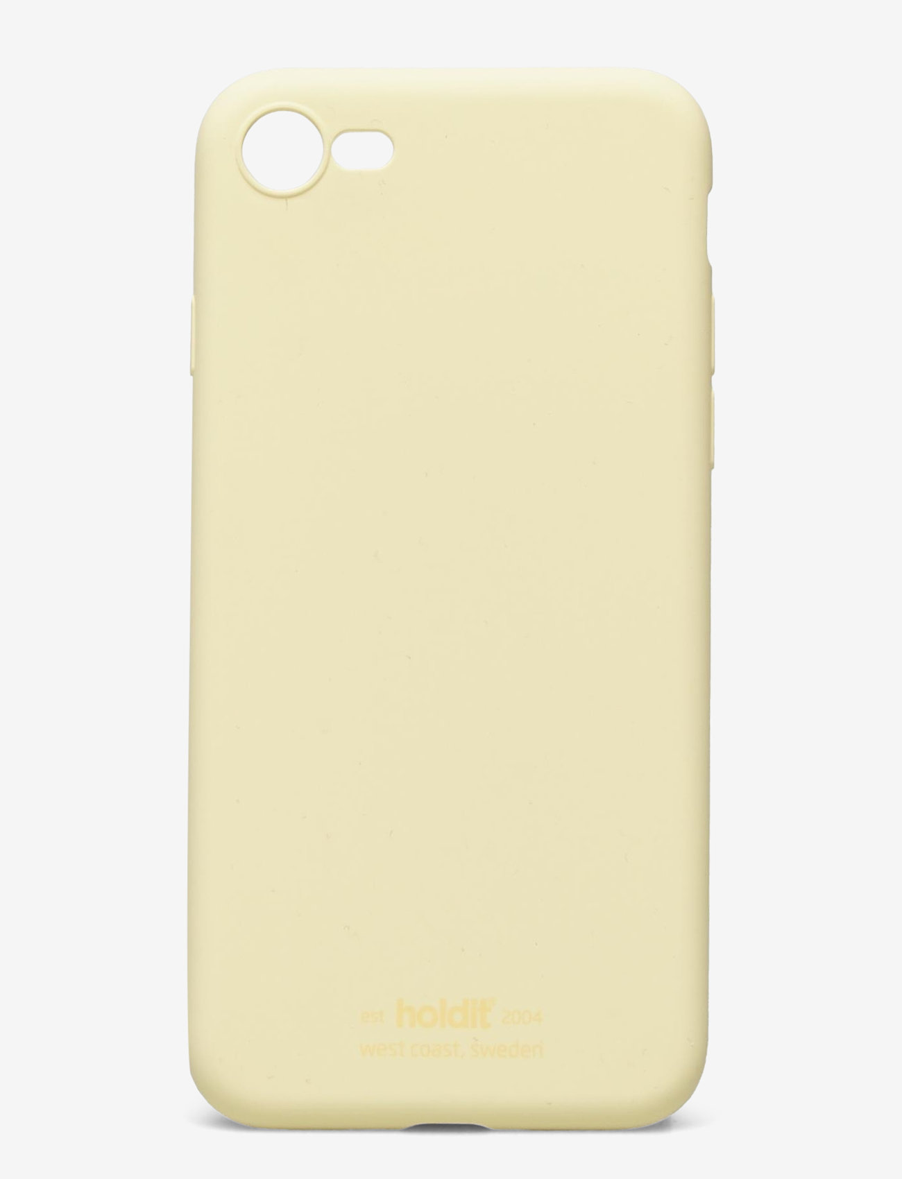 Holdit - Silicone Case iPhone 7/8/SE - puhelimen kuoret - lemonade - 1