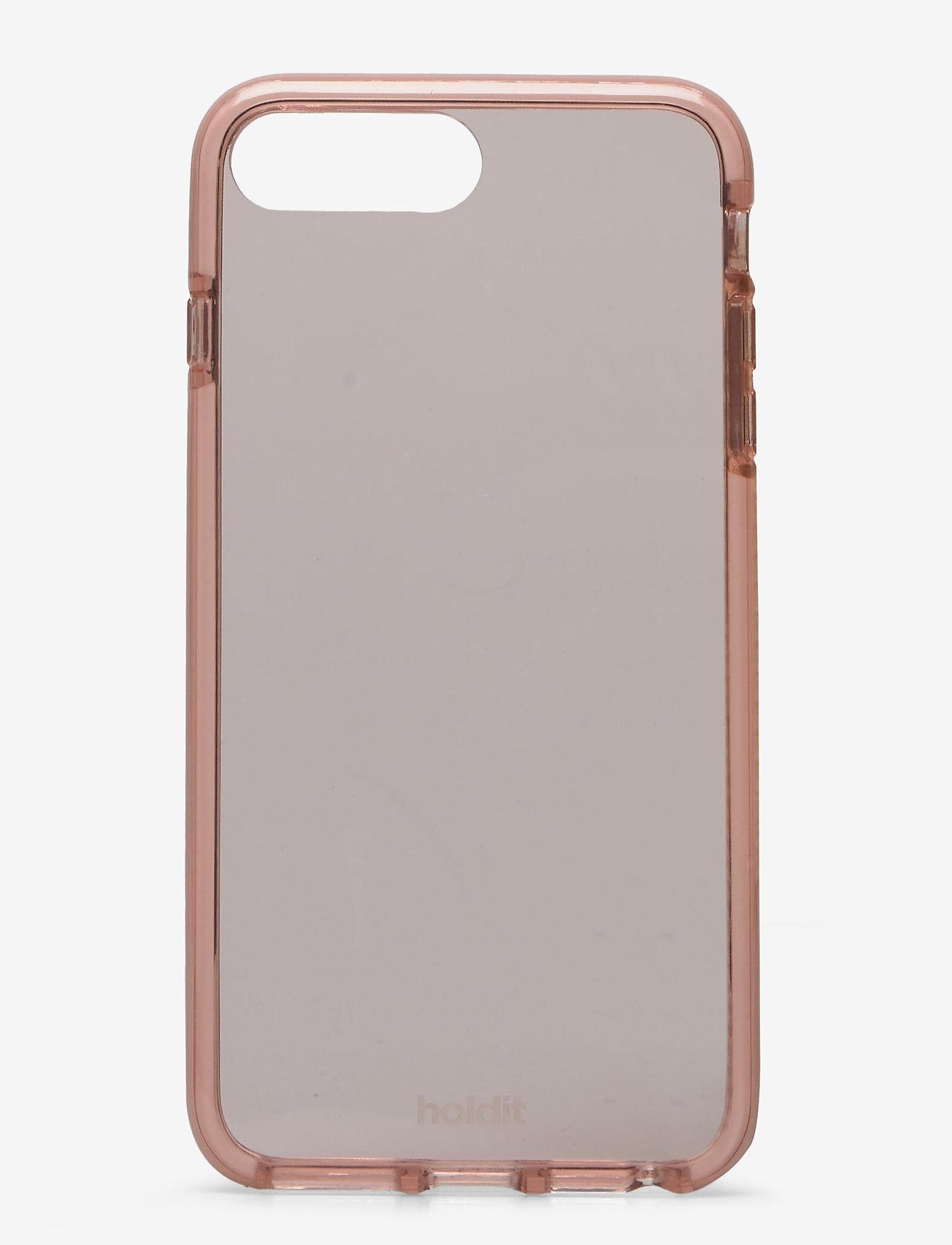 Holdit - Seethru Case iPhone 7/8 Plus - puhelimen kuoret - blush pink - 1
