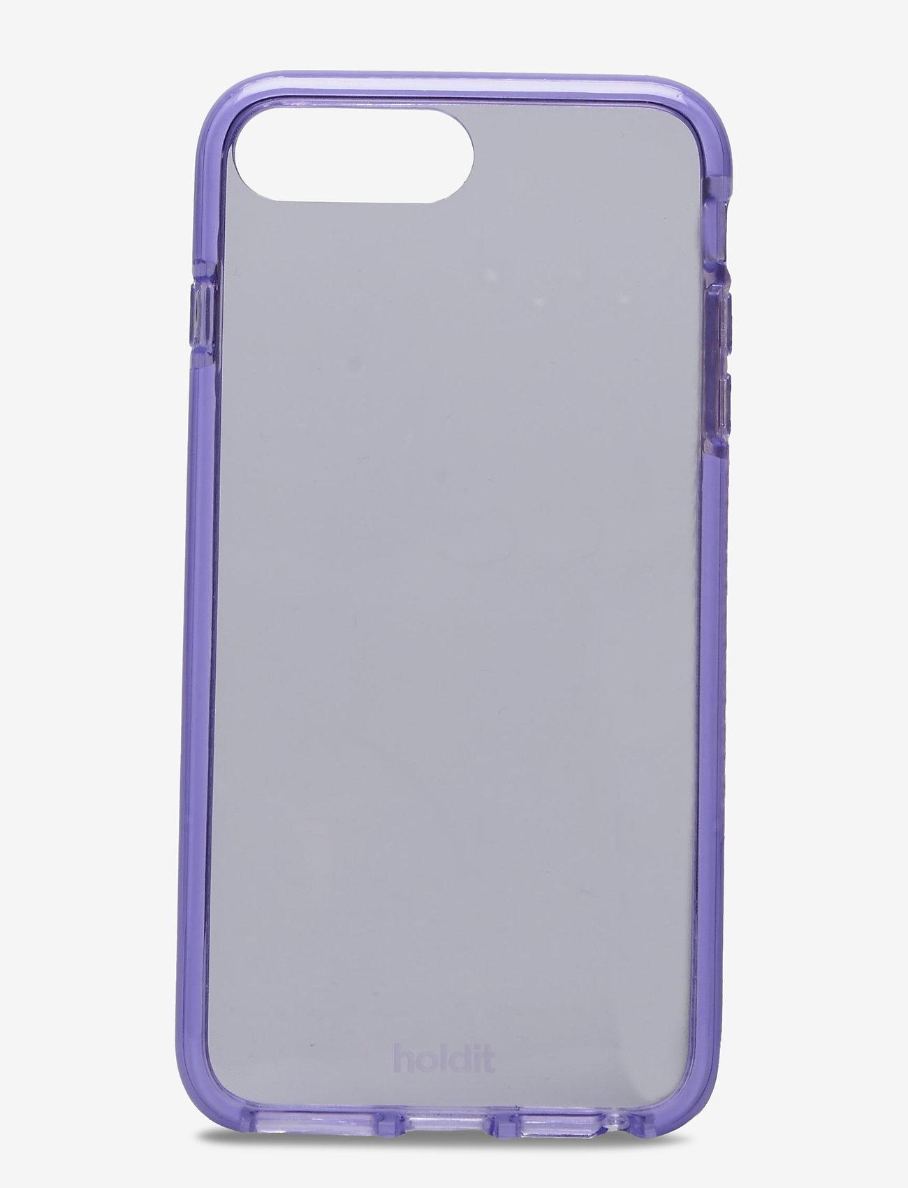 Holdit - Seethru Case iPhone 7/8 Plus - puhelimen kuoret - lavender - 1