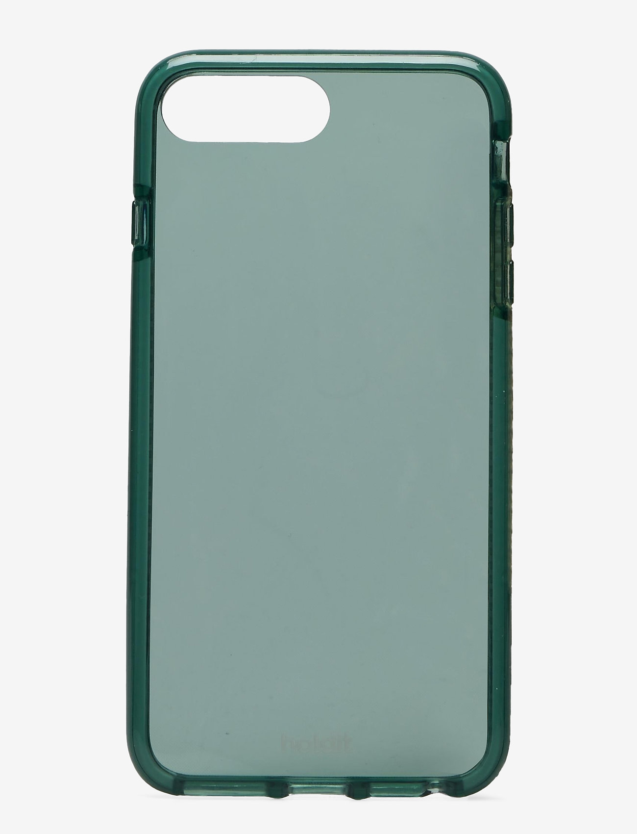 Holdit - Seethru Case iPhone 7/8 Plus - puhelimen kuoret - moss green - 1