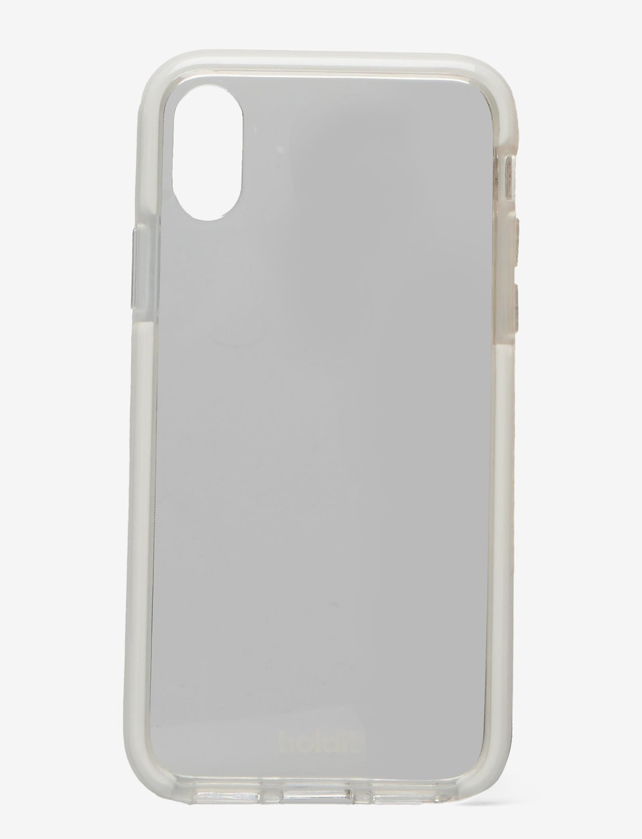 Holdit - Seethru Case iPhone X/Xs - puhelimen kuoret - white - 1