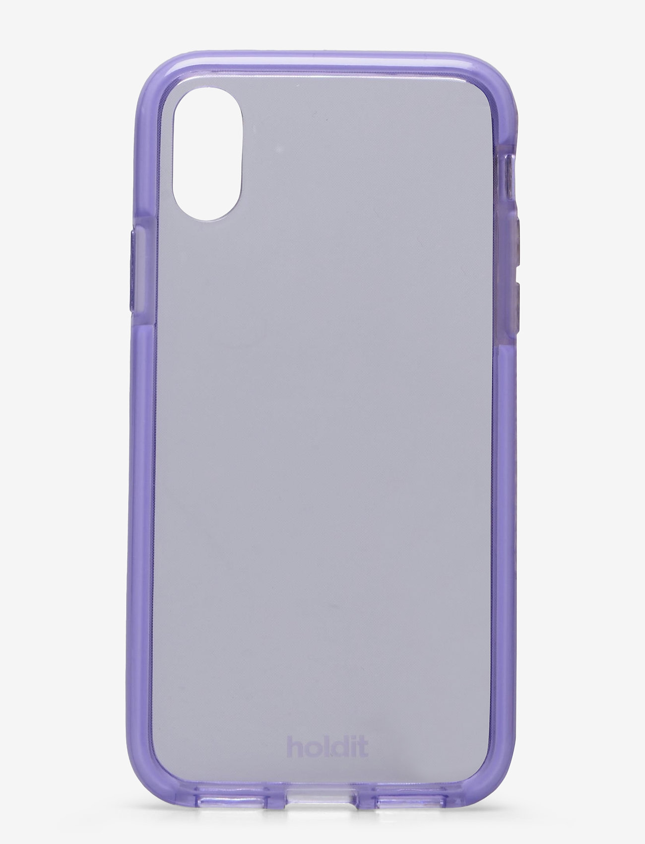 Holdit - Seethru Case iPhone X/Xs - puhelimen kuoret - lavender - 1