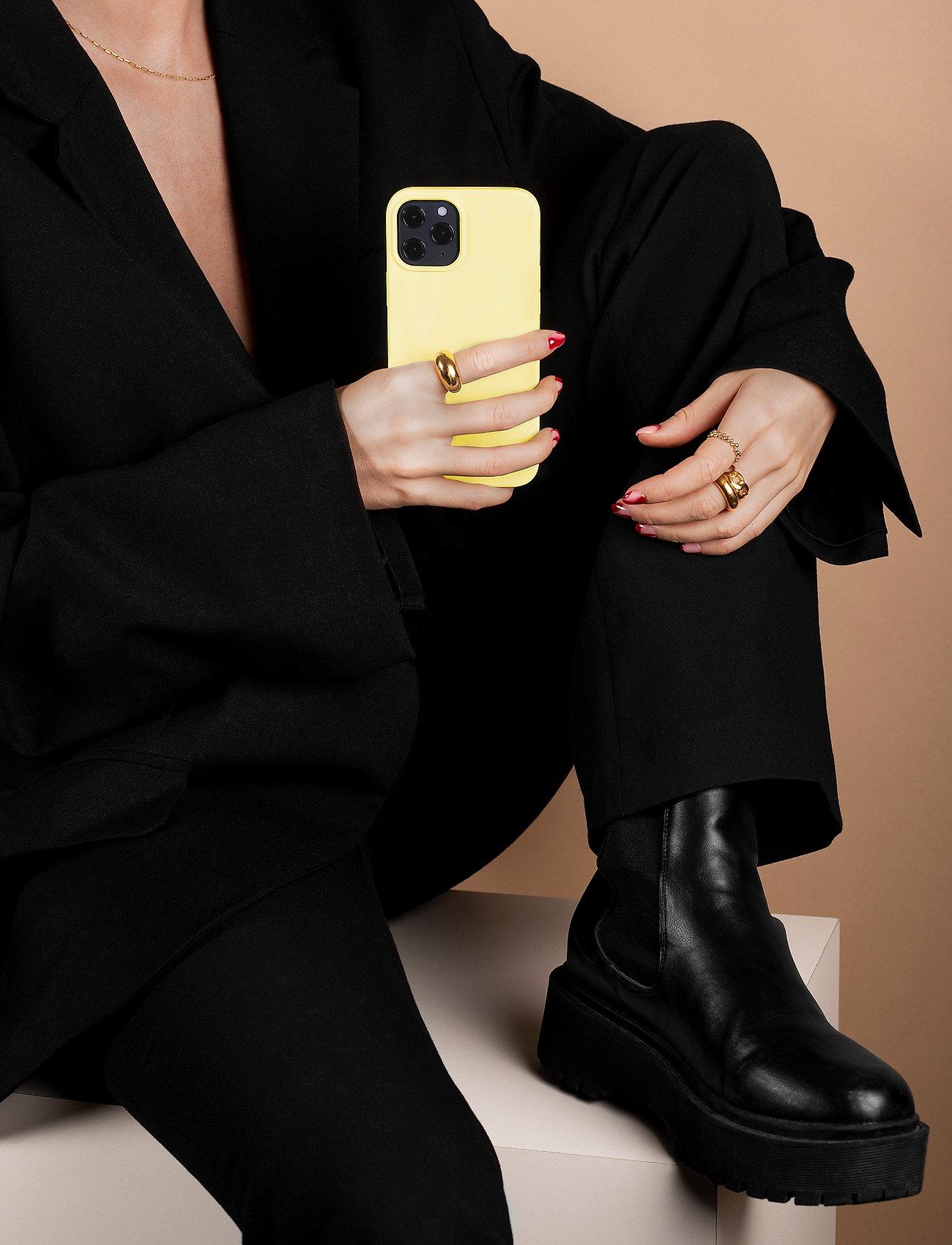 Holdit - Silicone Case iPhone 11 Pro - puhelimen kuoret - blush pink - 0