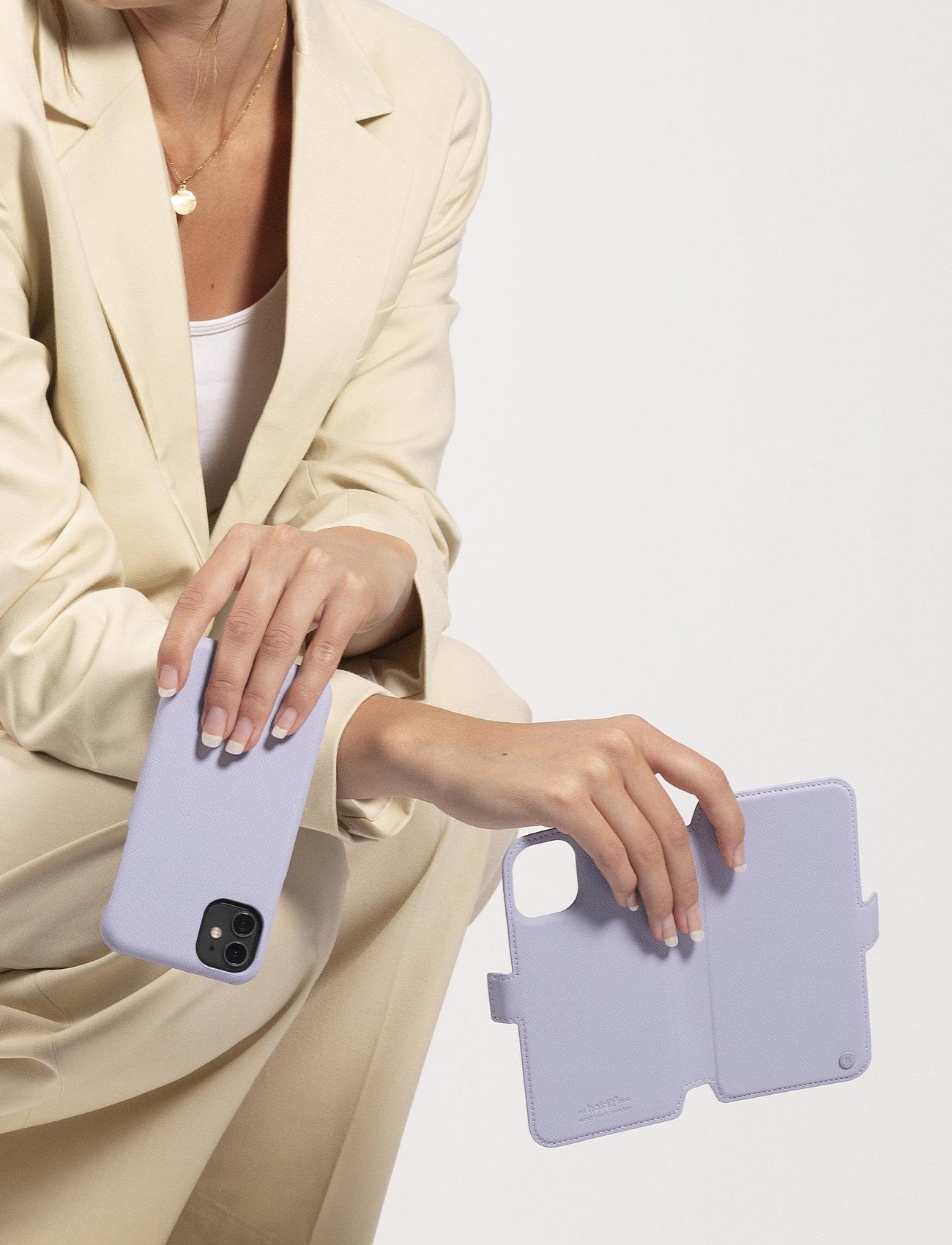 Holdit - Wallet Case Magnet iPh 11 Pro - puhelimen kuoret - stockholm silver - 0