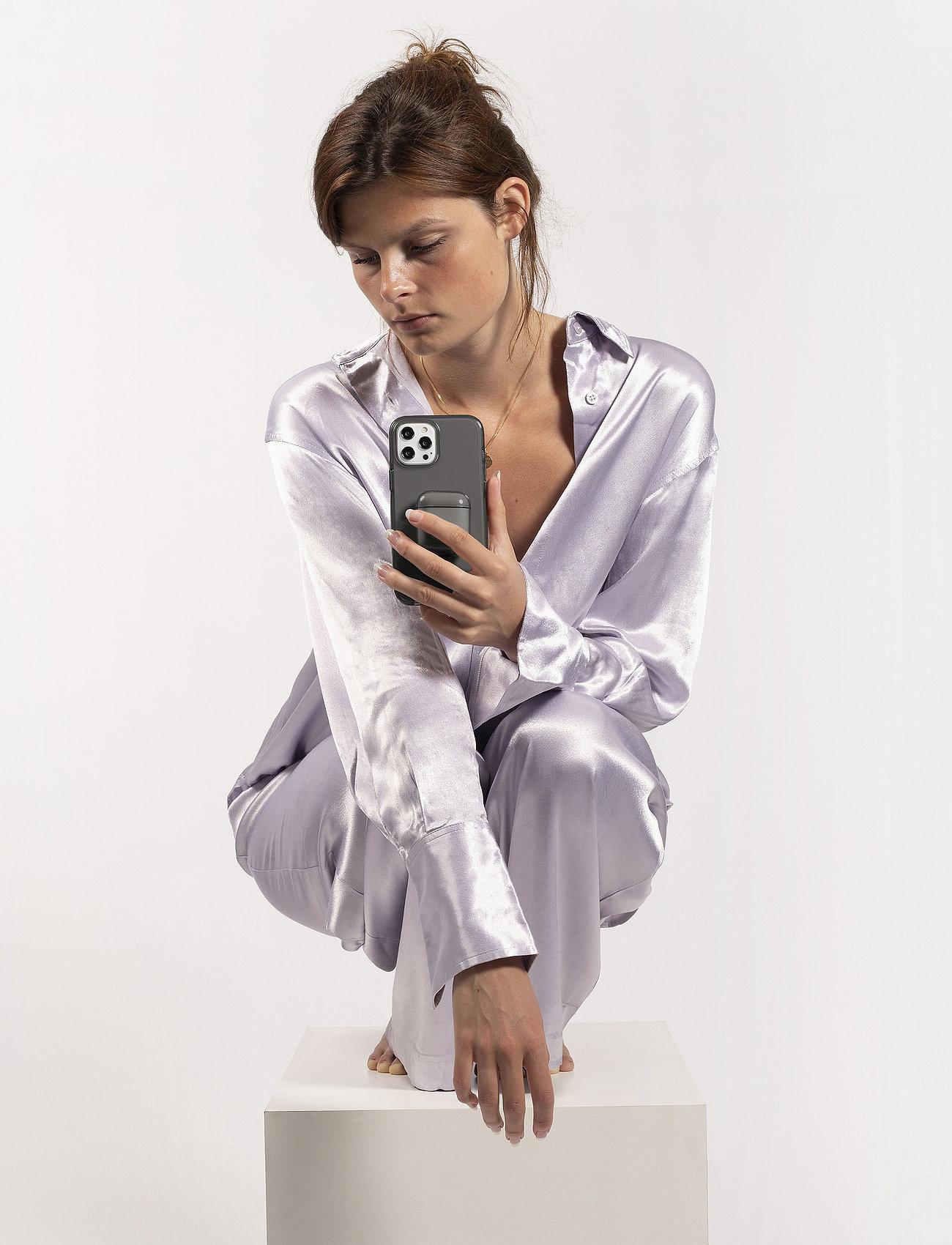 Holdit - Seethru Case iPhone 7/8/SE - puhelimen kuoret - blush pink - 0