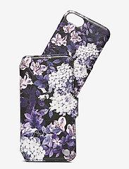 Holdit - Wallet Case Magnet iP 6/7/8/SE - puhelimen kuoret - stockholm purple mist - 1