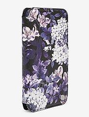 Holdit - Wallet Case Magnet iP 6/7/8/SE - puhelimen kuoret - stockholm purple mist - 3