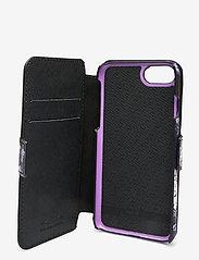 Holdit - Wallet Case Magnet iP 6/7/8/SE - puhelimen kuoret - stockholm purple mist - 4