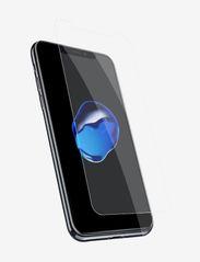 Holdit - Temp Glass iPhone 11/XR - suojakalvot - 2.5d transparent - 0
