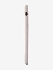 Holdit - Silicone Case iPhone 7/8/SE - puhelimen kuoret - taupe - 2