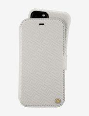 Holdit - Wallet Case Magnet iPh 11 Pro - puhelimen kuoret - stockholm celia taupe - 1