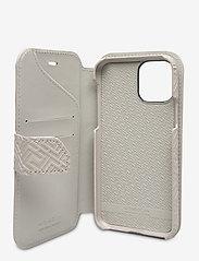 Holdit - Wallet Case Magnet iPh 11 Pro - puhelimen kuoret - stockholm celia taupe - 4