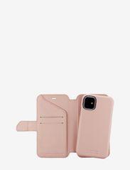 Holdit - Wallet Case Mag iPhone 11/XR - puhelimen kuoret - stockholm pink - 2
