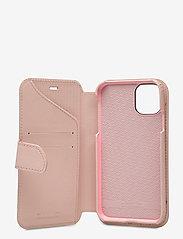 Holdit - Wallet Case Mag iPhone 11/XR - puhelimen kuoret - stockholm pink - 4