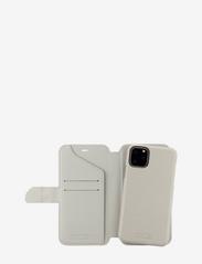 Holdit - Wallet Case Mag iPh 11 Pro Max - puhelimen kuoret - stockholm celia taupe - 2