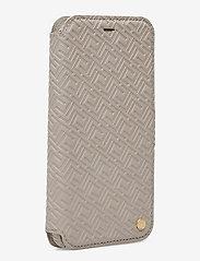 Holdit - Wallet Case Mag iPh 11 Pro Max - puhelimen kuoret - stockholm celia taupe - 3