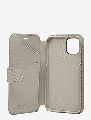 Holdit - Wallet Case Mag iPh 11 Pro Max - puhelimen kuoret - stockholm celia taupe - 4