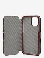 Holdit - Wallet Case Mag iPhone 11 Pro - puhelimen kuoret - berlin dark brown - 4