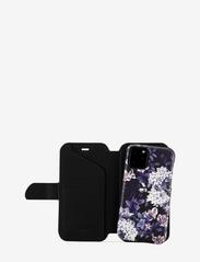 Holdit - Wallet Case Magnet iPh 11 Pro - puhelimen kuoret - stockholm purple mist - 2
