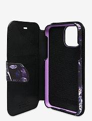 Holdit - Wallet Case Magnet iPh 11 Pro - puhelimen kuoret - stockholm purple mist - 4