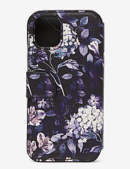 Holdit - Wallet Case Mag iPhone 11/XR - puhelimen kuoret - stockholm purple mist - 2