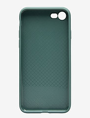 Holdit - Silicone Case iPhone 7/8/SE - puhelimen kuoret - moss green - 2