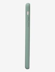 Holdit - Silicone Case iPhone 11 - puhelimen kuoret - moss green - 2
