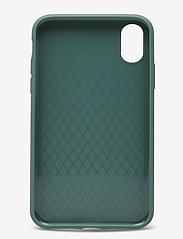 Holdit - Silicone Case iPhone X/Xs - puhelimen kuoret - moss green - 2