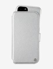 Holdit - Wallet Case Magnet iPh 11 Pro - puhelimen kuoret - stockholm silver - 1