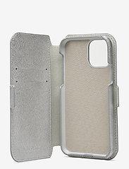 Holdit - Wallet Case Magnet iPh 11 Pro - puhelimen kuoret - stockholm silver - 4