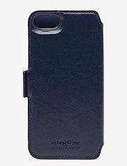 Holdit - Wallet Case Magnet iP 6/7/8/SE - puhelimen kuoret - berlin navy blue - 2