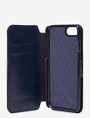 Holdit - Wallet Case Magnet iP 6/7/8/SE - puhelimen kuoret - berlin navy blue - 4