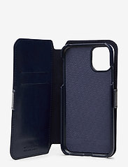 Holdit - Wallet Case Mag iPhone 11/XR - puhelimen kuoret - berlin navy blue - 4