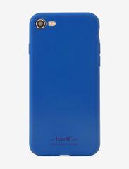Silicone Case iPhone 7/8/SE - ROYAL BLUE