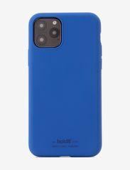Holdit - Silicone Case iPhone 11 Pro - puhelimen kuoret - royal blue - 1