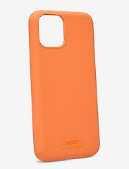 Holdit - Silicone Case iPhone 11 Pro - puhelimen kuoret - orange - 3