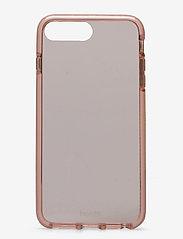 Seethru Case iPhone 7/8 Plus - BLUSH PINK