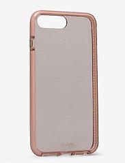 Holdit - Seethru Case iPhone 7/8 Plus - puhelimen kuoret - blush pink - 2