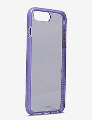 Holdit - Seethru Case iPhone 7/8 Plus - puhelimen kuoret - lavender - 2